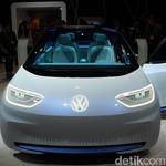 Volkswagen Kenalkan Kembali Mobil Otonom I.D. Concept