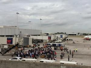 Penembakan di Bandara Florida, 5 Orang Tewas dan 8 Luka-luka
