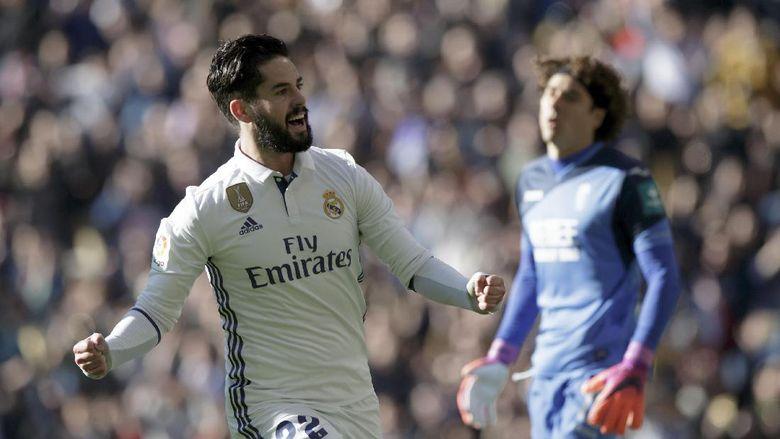 Tak Terkalahkan Selama 39 Laga, Madrid Kini Samai Rekor Barcelona