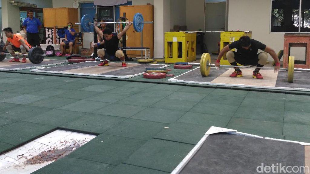 Oke di ISG, Angkat Besi Masih Punya PR Jelang ke SEA Games