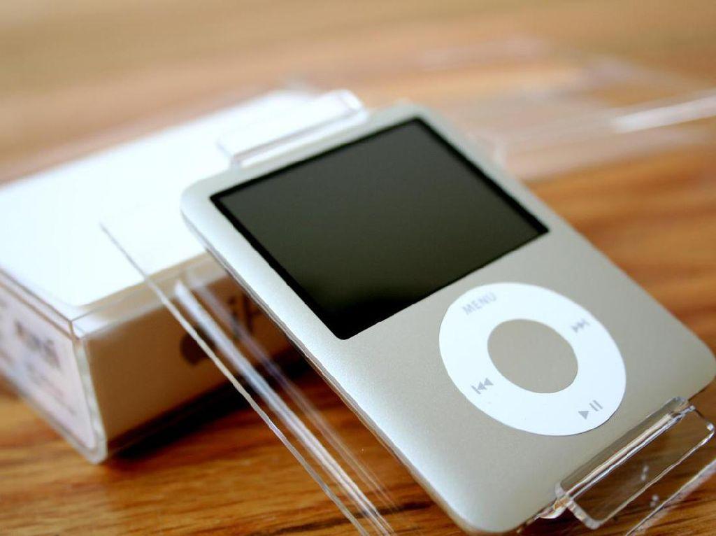Kisah iPod Misterius Bikinan Pemerintah AS