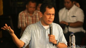 Indra Piliang Minta Maaf ke Pegawai Karaoke Diamond yang Disegel
