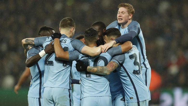 """""""Bandar Poker - City Kalahkan West Ham United Dengan Skor 5-0"""""""