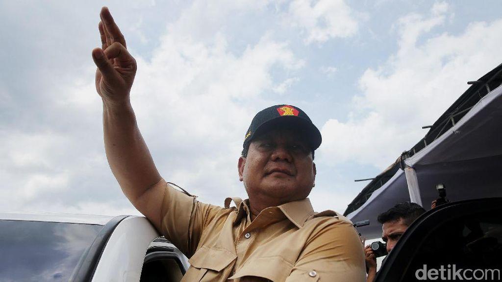 Gerindra Klaim Prabowo Siap Jadi Duta Pencegah Disintegrasi Bangsa