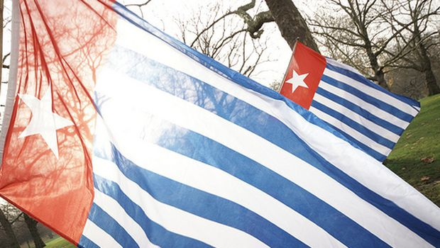 Ilustrasi Bendera OPM