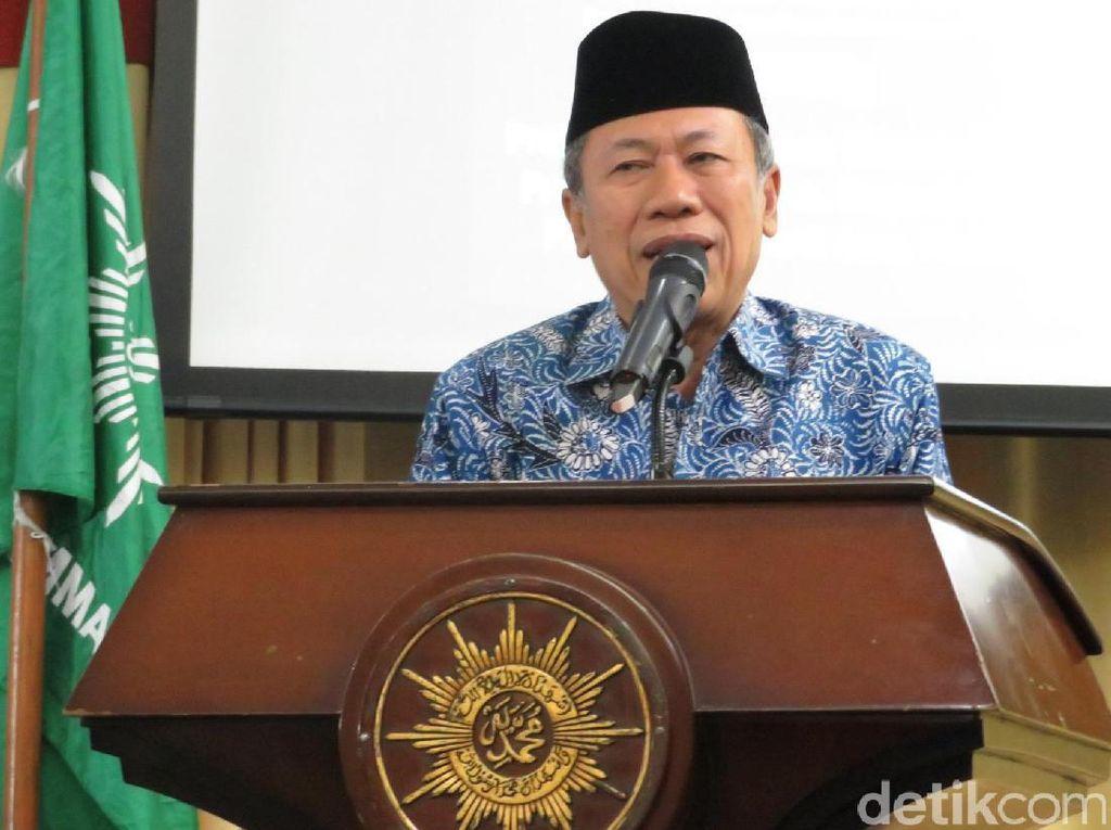 Ketua Muhammadiyah: Siapa Pun Harus Ditolong Meski Beda Afiliasi