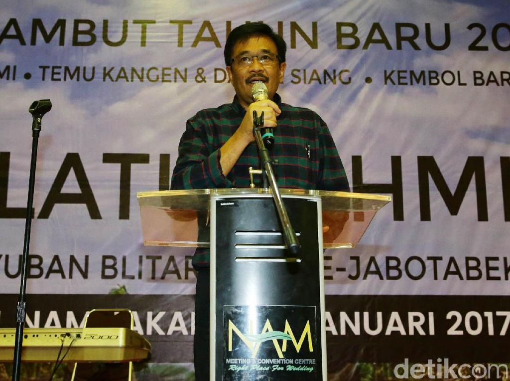 Cawagub Djarot Gelar Silaturahmi Bersama Warga Blitar