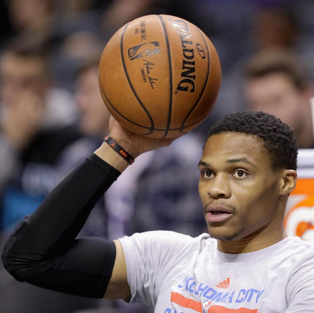 Westbrook Buat Triple-Double, Thunder Menang atas Nuggets