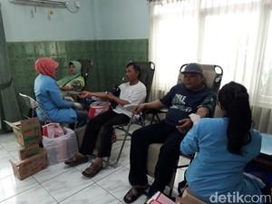 Mahasiswa Bantu Wujudkan Ibu Hamil Punya Empat Pendonor Darah
