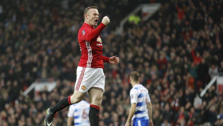 """""""Bandar Bola - Tentang 249 Gol Dari Rooney Untuk United"""""""