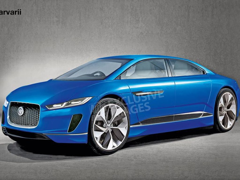 Jaguar Siapkan Mobil Listrik Mungil