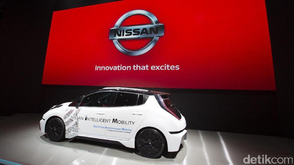 Bos Nissan Ingin Mobil Otonom yang Manusiawi