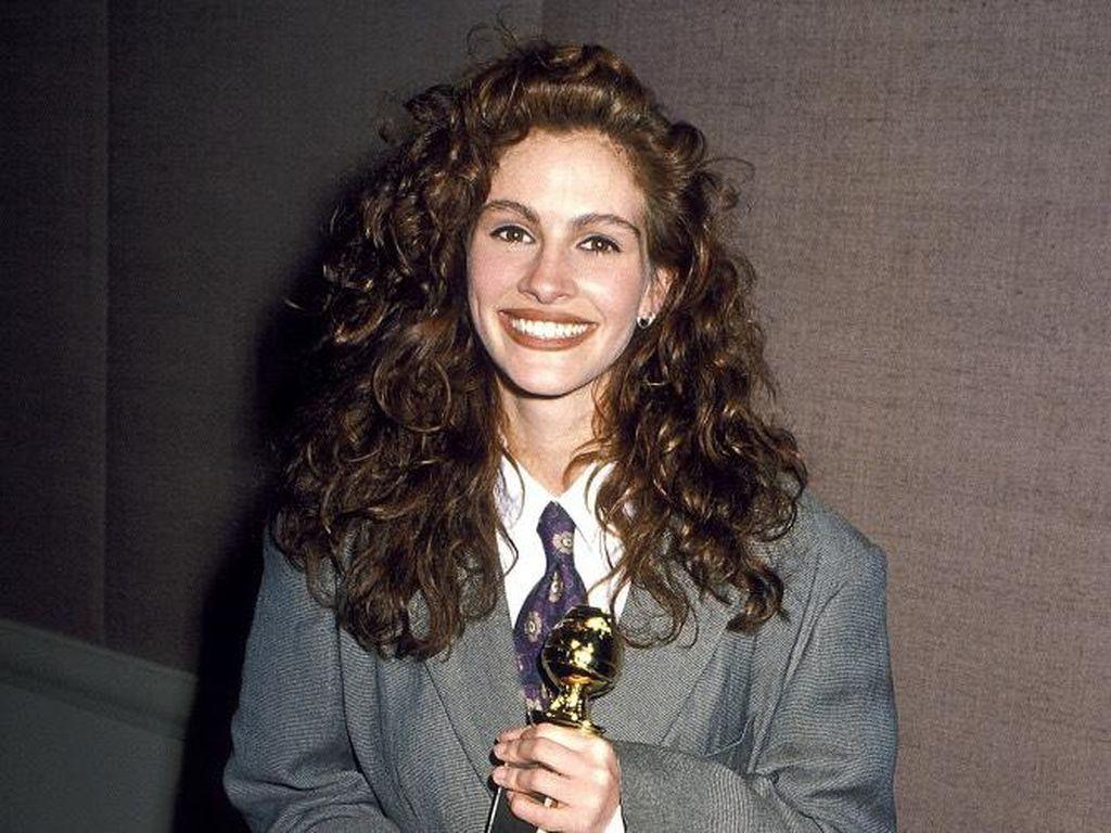 Lihat Lagi Pilihan Gaun Selebriti yang Tak Terduga di Golden Globes