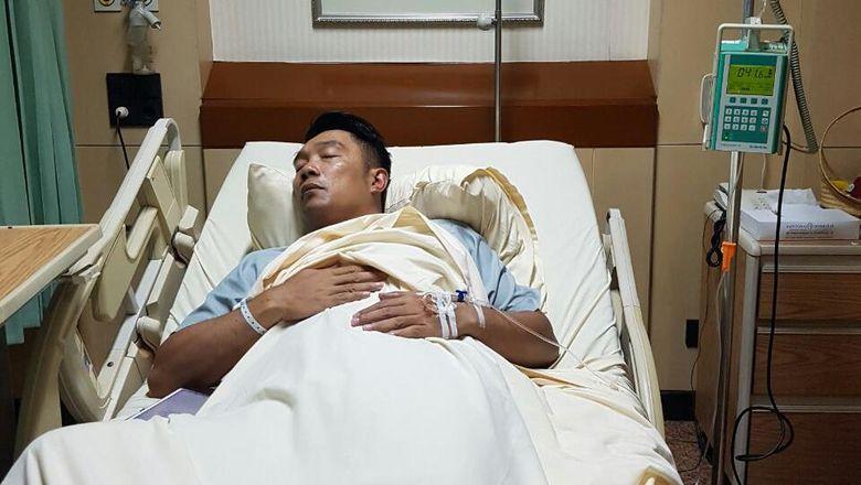 Ridwan Kamil Dirawat di Rumah Sakit