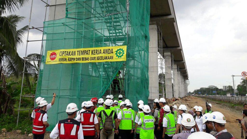 Bangun LRT Jabodebek, Adhi Karya Butuh Dana Rp 7 Triliun