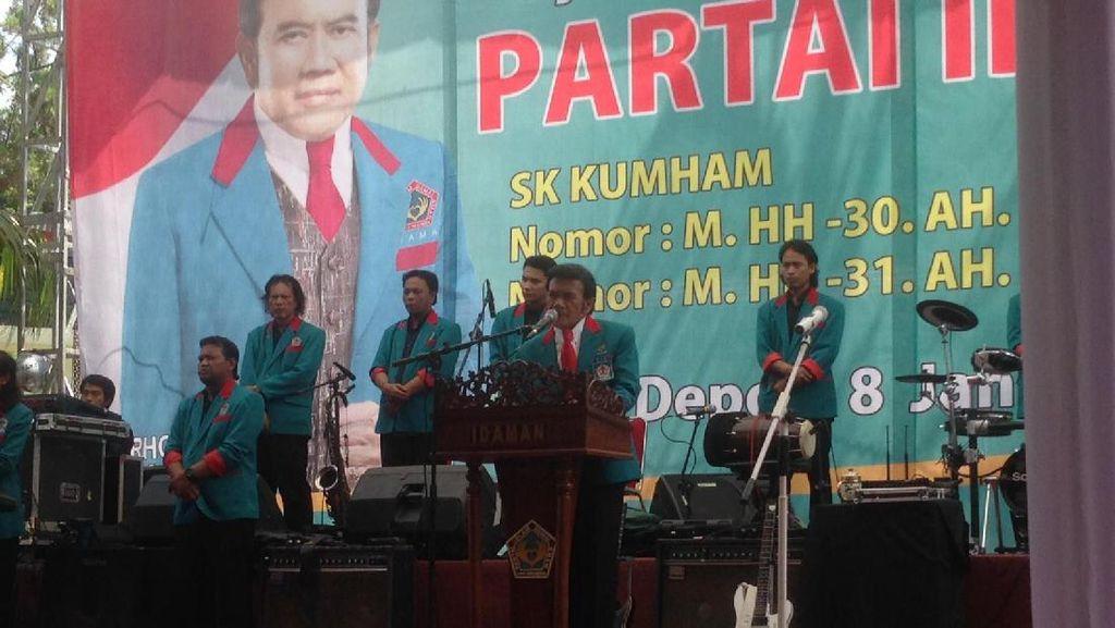 Partai Idaman Senang Ada Usulan Presidential Threshold 0 Persen