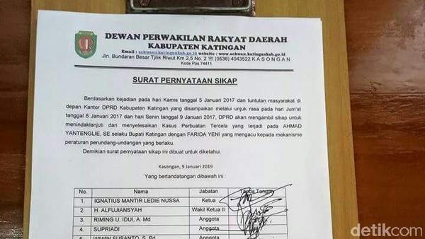 Kabupaten Garut Siap Ajari DPRD Katingan soal Pemakzulan
