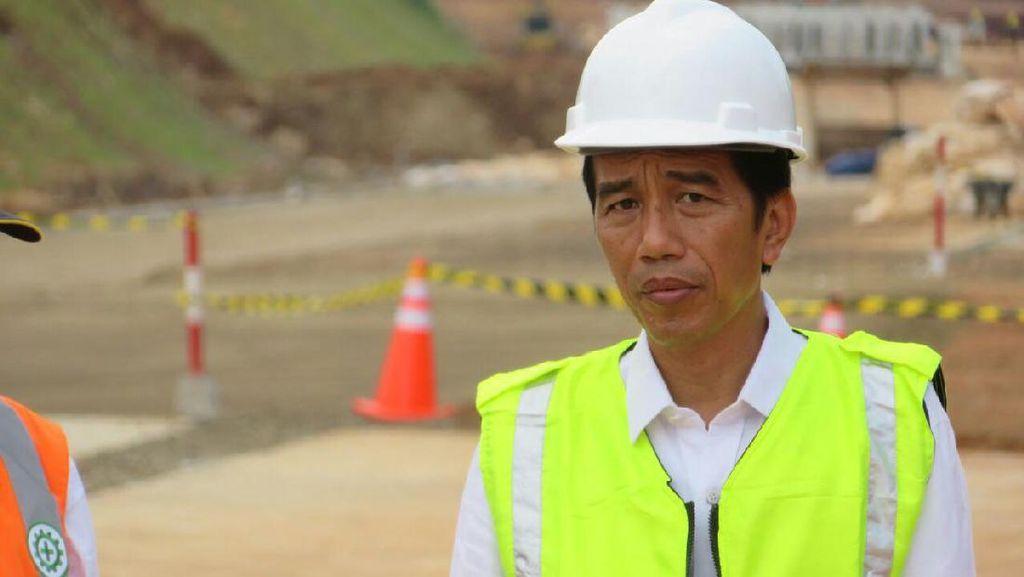Jokowi: Tol Batang-Semarang Masalah Besar Saat Jadi Wali Kota