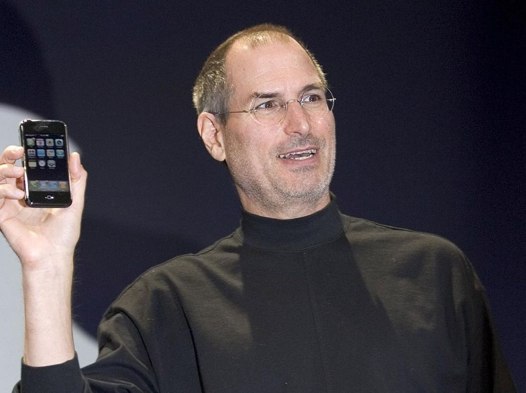 Rentetan Suara Miring buat Generasi Pertama iPhone