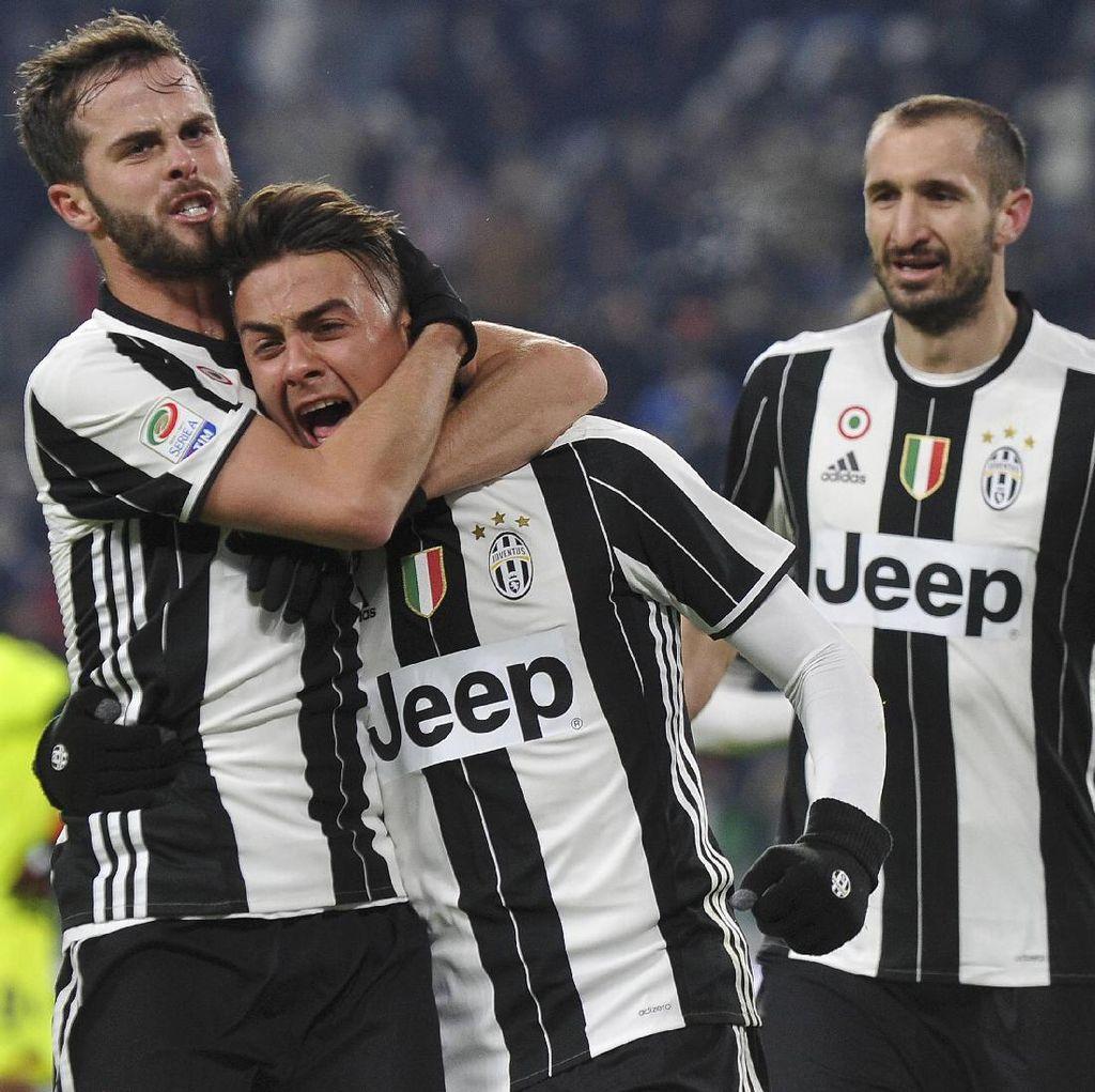 Juventus dan Klub-klub Lain yang Mengganti Logonya