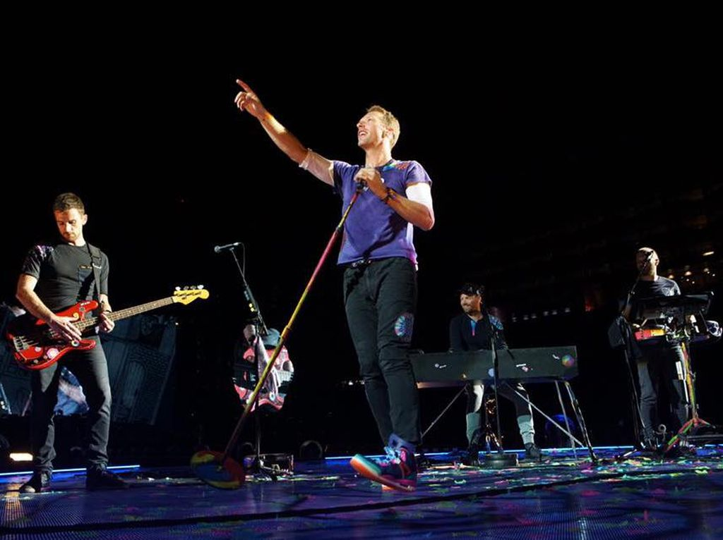 Star Fish, Nama Band Coldplay Sebelum Beken