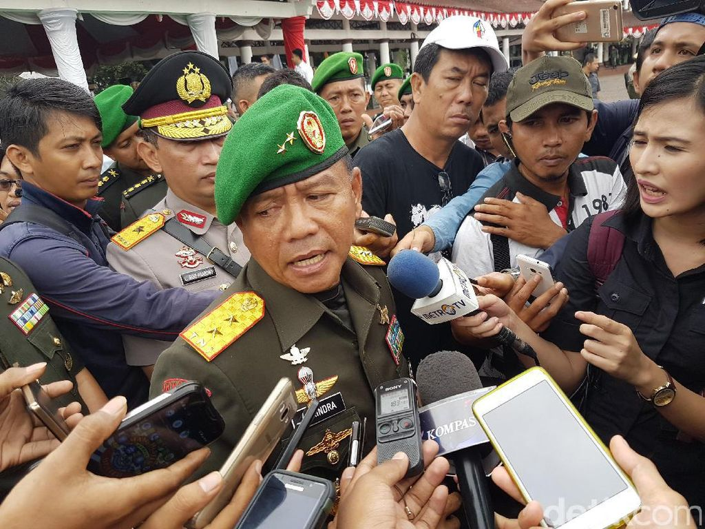 Letjen Herindra Dikabarkan Jadi Wamenhan Pengganti Sakti Wahyu Trenggono