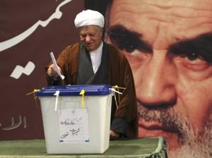 Eks Presiden Iran Akbar Hashemi Rafsanjani Meninggal Dunia