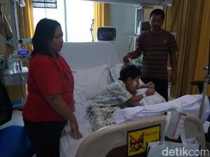 Bocah Penderita Tumor Gusi asal Blitar Berhasil Dioperasi