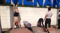 Mengintip Serunya Indobarian, Latihan Otot yang Juga Menenangkan Pikiran