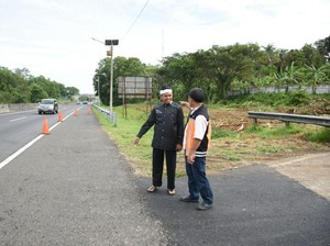 Banyak Kecelakaan, Bupati Purwakarta Minta GT Darurat KM 94 Dibuka