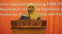 Mensos Minta TNI Bantu Sukseskan Program e-Warung