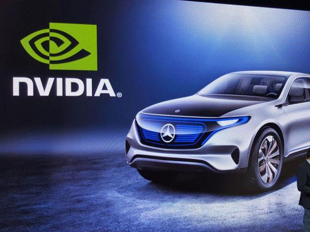 Nvidia Klarifikasi Teknologi Mobil Otonom Uber
