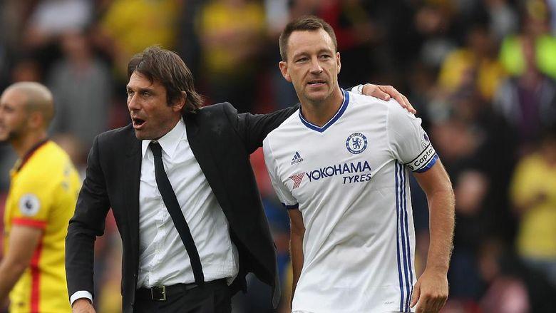 """Bandar Poker - Conte: John Terry Tetap Akan Bertahan Di Chelsea"""
