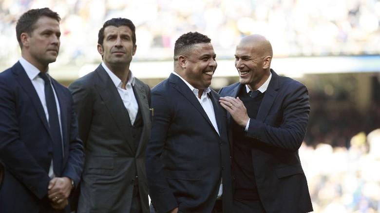 Tentang Gurauan Berat Badan dari Owen ke Ronaldo
