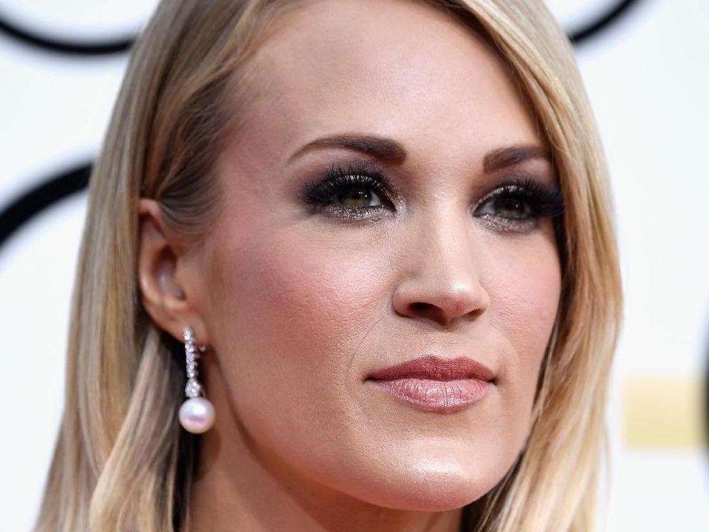 Carrie Underwood Ingin Pindah Rumah Pasca Alami Kecelakaan