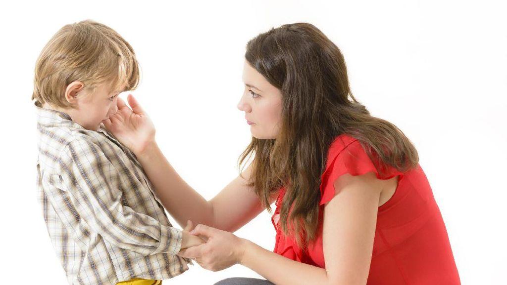 Menyentuh! Pesan Ibu yang Anaknya Terinfeksi Herpes