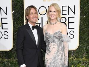 Keith Urban Tempuh 28 Jam Perjalanan Hanya untuk 5 Jam Bersama Nicole Kidman