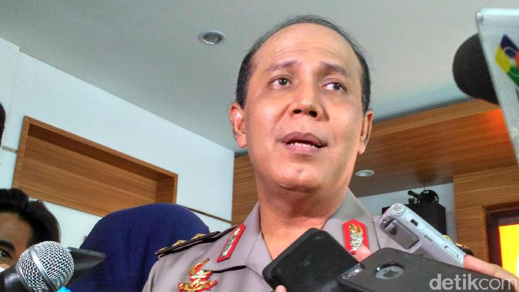 Polisi Tak Buru-buru Tetapkan Rizieq Tersangka Penghinaan Pancasila