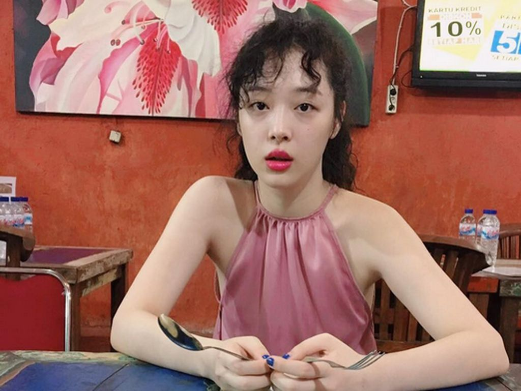 Sulli Dikabarkan Jadi Cover Majalah Playboy Korea