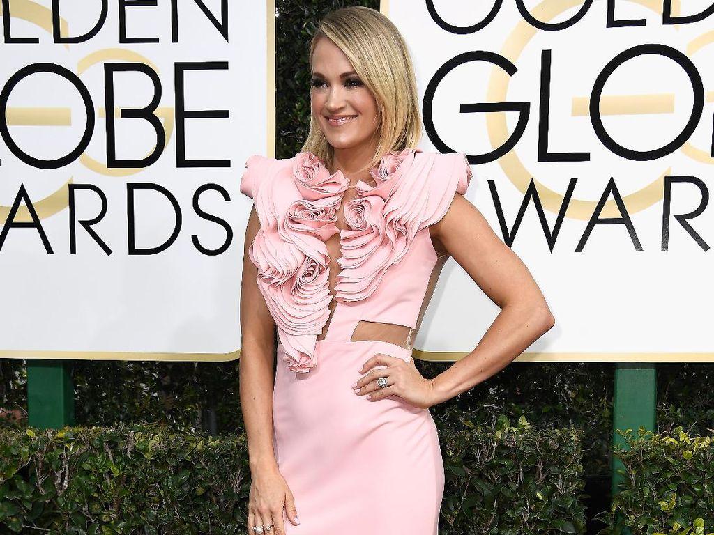 Tips Ramping dan Fit ala Carrie Underwood di Usia 30-an