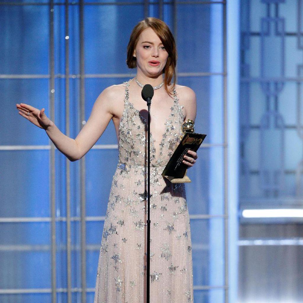 Kisah Unik Terpilihnya Emma Stone Main di La La Land