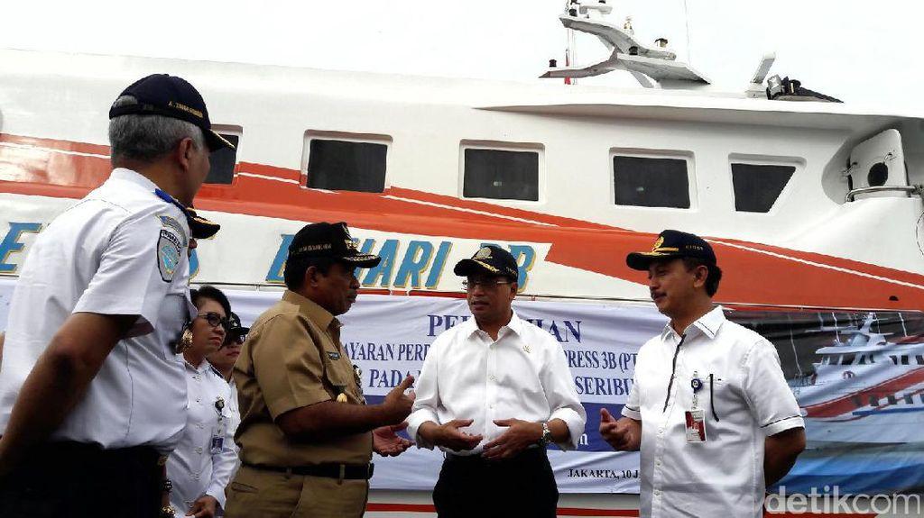 Kemenhub Tegaskan Pemprov DKI Jakarta Urus Pelabuhan Kali Adem