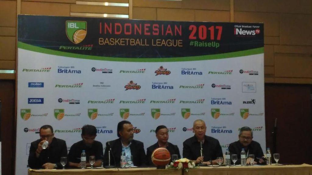 IBL 2017: Dibagi 2 Grup, Bergulir 8 Seri, Dimulai dari Surabaya