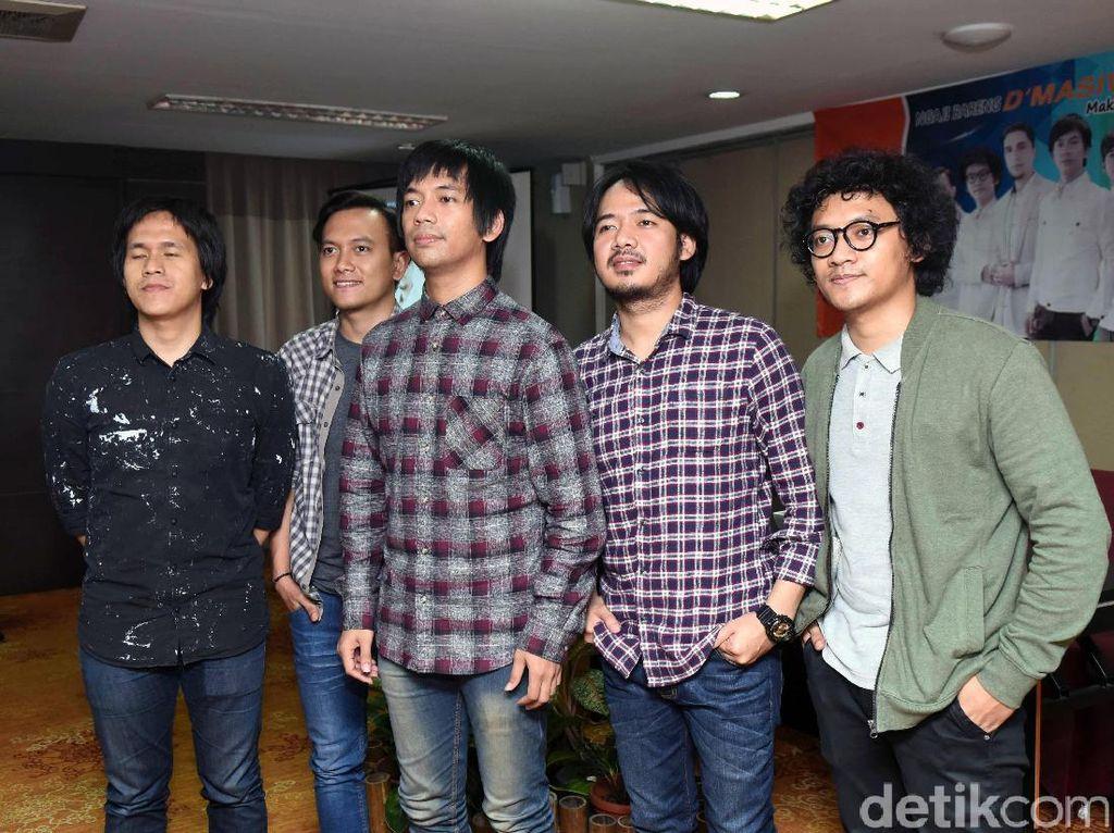 Bersama Pusakata, Ryan DMASIV Tulis Lagu untuk Anak
