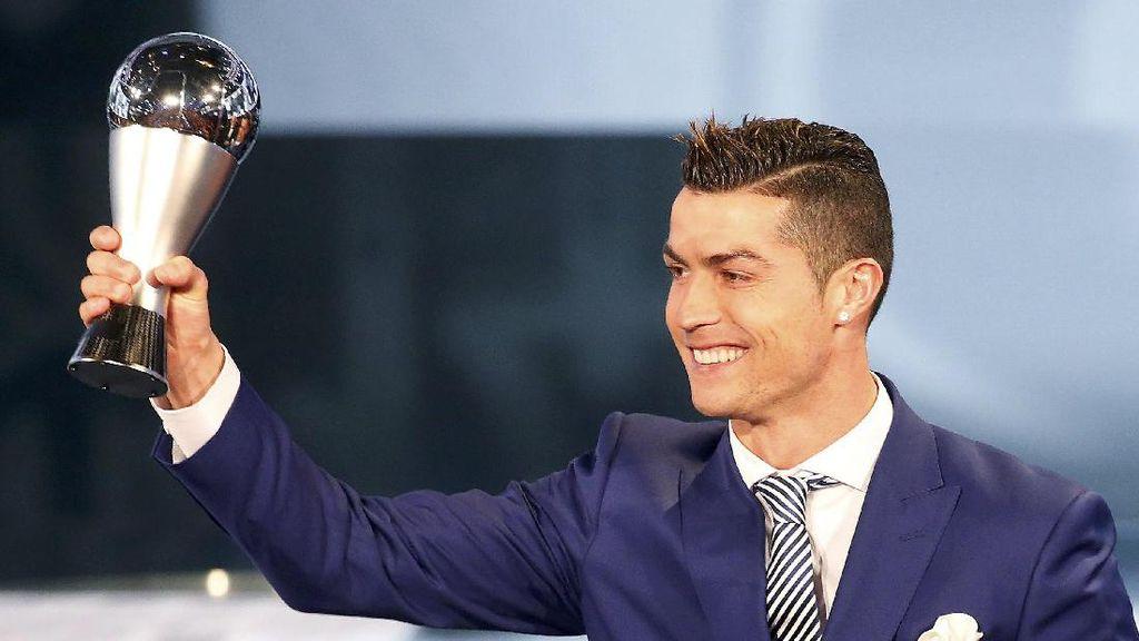 Ronaldo Raja Sepakbola 2016