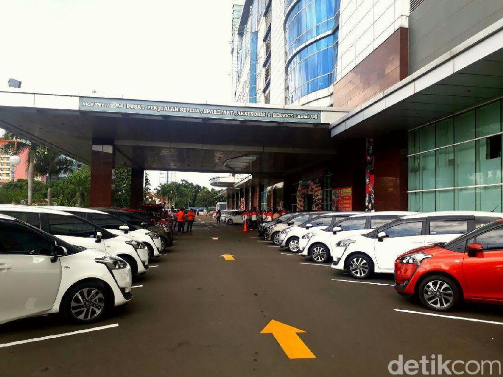 Wujud Pencinta Toyota Sienta Merayakan Kemerdekaan RI