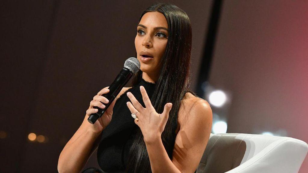 Tak Lagi Trauma karena Perampokan, Kim Kardashian Bintangi Oceans Eight