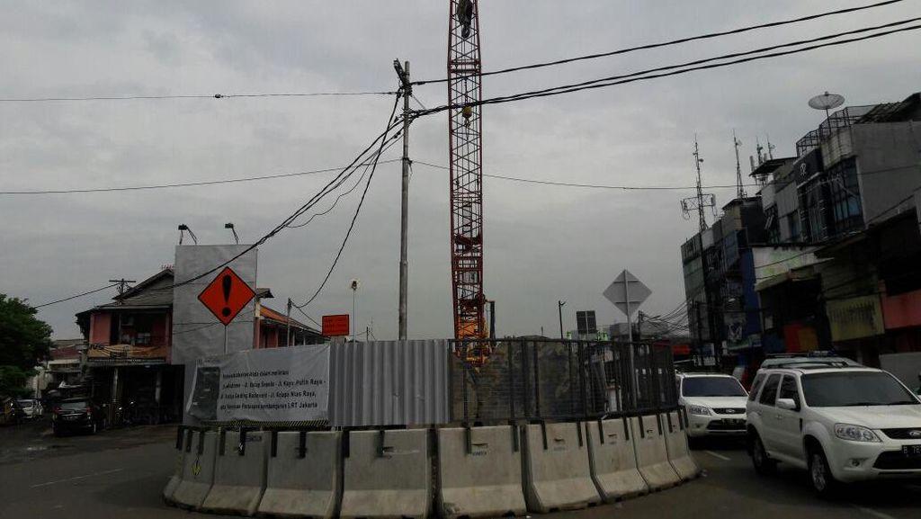 Punya 6 Stasiun, Ini Rute LRT Kelapa Gading-Velodrome