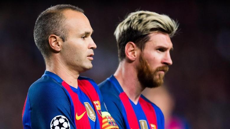 Kritikan buat Messi cs Setelah Absen di Acara FIFA