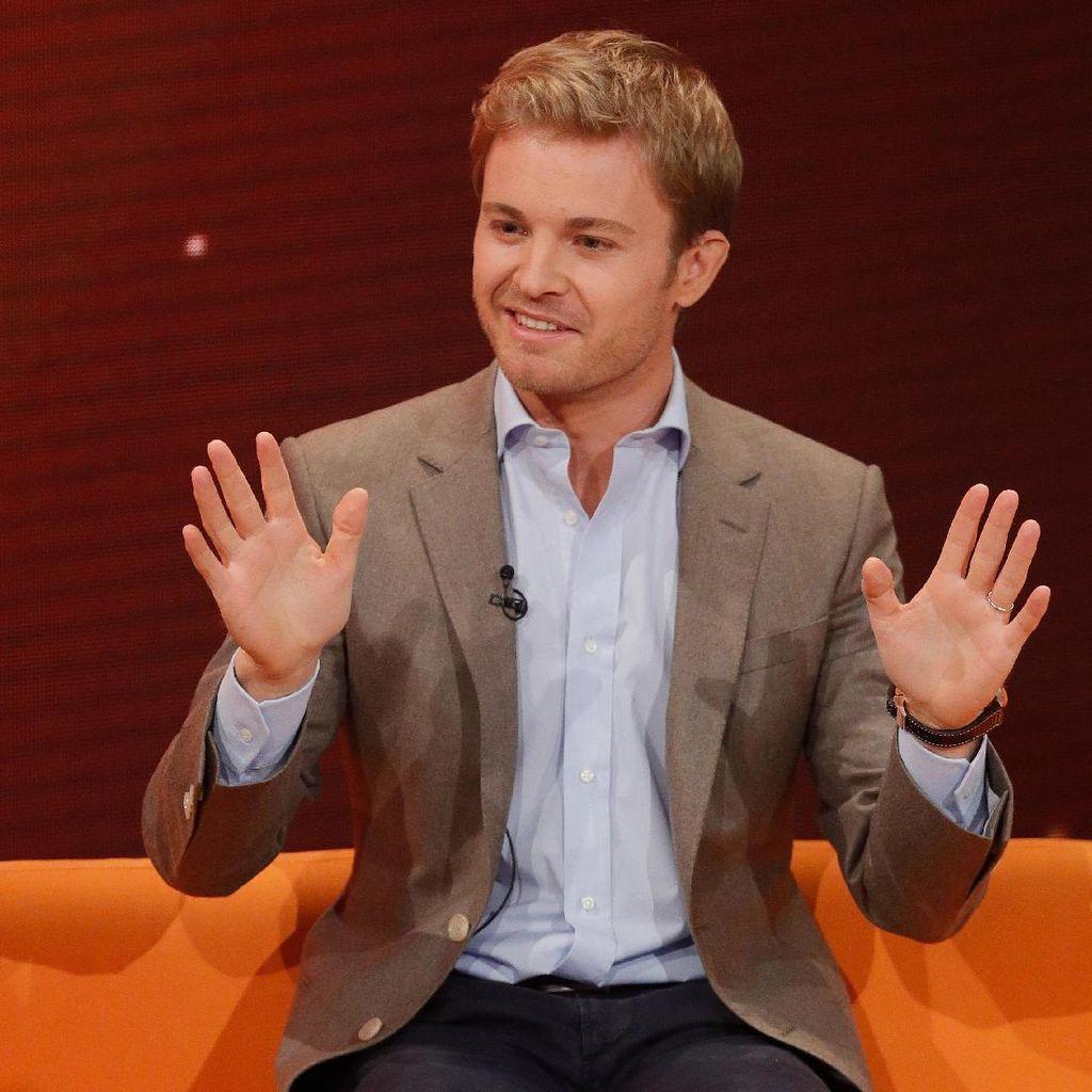 Rosberg Akan Nonton GP Australia dari Rumah